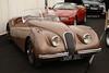 1951 Jaguar XK120 (davocano) Tags: vdr120 brooklands carauction historicsatbrooklands
