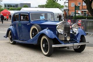 1934 Rolls-Royce 20/25 TSU 991