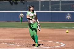 Cal vs Oregon (Dakinepics00) Tags: softball oregonducks duckssoftball collegesoftball pac12 sony sonya7riii gmaster cal calsoftball