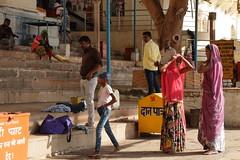 Pilgrims, Pushkar (dr.subhadeep mondal's photography) Tags: streetphotography subhadeepmondalphotography rajasthan rajasthandiary india indianstreet pushkar life hinduism religion religious pilgrim travel canon color 800d