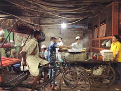 And the Three Michelin Stars Go to... This Rickshaw Pullers' Bistro (Mayank Austen Soofi) Tags: and three michelin stars go to this rickshaw pullers' bistro