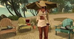 Sunset Cove (Indigo Avonside of My Sister's Closet) Tags: indigo maitreya lelutka dafnis avaway belleposes anybody bento r