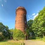 Wasserturm, Waldowstraße 20 - HDR - Detailed thumbnail