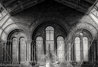 The only  r e a l  luxury is time.    You can't get time back.    #Life #LifeLessons #Humanness #HumanEssence #HumanBehaviour #Time #NaturalHistoryMuseum #London #HintzeHall #Love #Architecture #Structure #ThisIsLondon #InstaLondon #BlackAndWhitePhotograp