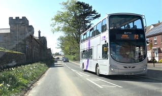 Arriva Bus 7610 Seen in the Whitby Suburbs.