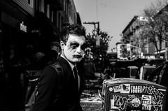 20180428-_DSC5739-2 (bigbuddy1988) Tags: people portrait photography nikon d7000 newyork nyc usa new digital art bw street urban costume makeup white sky city
