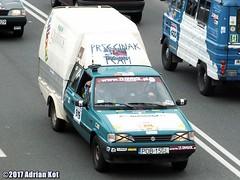 FSO Polonez Truck DC (Adrian Kot) Tags: fso polonez truck dc
