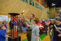 20180504-SLORegional-Opening-LETR-Torch-JDS_2792 (Special Olympics Southern California) Tags: bocce cuestacollege letr openingceremony regionalgames sosc sanluisobispo schoolgames sheriffsdepartment southerncalifornia specialolympics springgames swimming trackandfield unifiedbasketball youngathletes