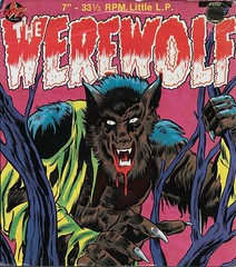 Werewolf Record ( Power Records 1974 ) (Donald Deveau) Tags: werewolf universalmonsters monsters powerrecords record vinyl
