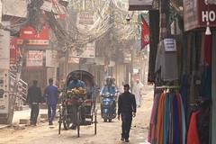 0746 Kathmandu Morning II (Hrvoje Simich - gaZZda) Tags: street morning city outdoors urban kathmandu nepal asia nikon nikond750 nikkor283003556 gazzda hrvojesimich