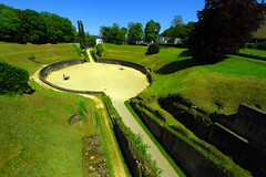 Overview amphitheater (davidvankeulen) Tags: europe europa deutschland duitsland germany trier treves augustatreverorum romanamphitheater roman romeinen amphitheater unesco davidvankeulen davidvankeulennl davidcvankeulen urbandc