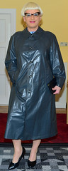 Birgit026585 (Birgit Bach) Tags: dress kleid bow schleife coat mantel klepper
