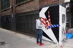 P.Scott (drew*in*chicago) Tags: street art artist chicago 2018 paint painter tag mural graffiti