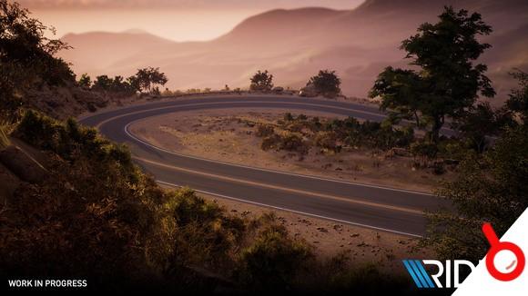《極速騎行3》11月8日發售宣傳片與截圖放出