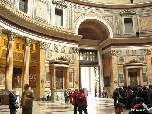 Пантеон, Рим, Італія InterNetri Italy 123