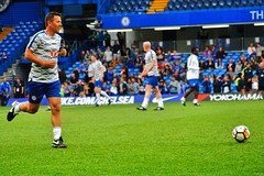 Chelsea Legends Charity Match (gary8345) Tags: 2018 uk unitedkingdom greatbritain britain england london londonist chelsea chelseafootballclub chelsealegends chelseafc snapseed
