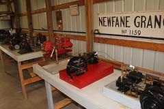 Newfane 066 (74) (swi66) Tags: dunkirk hit miss motors diesel cannons farm tractor john deere antique historical