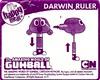 Happy Meal Toys June 2018 Gumball Darwin Ruler (hytam2) Tags: mcdonalds happymeal toys australia june 2018 gumball darwinruler