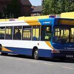 Stagecoach Midlands ADL Dart SLF (ADL Pointer) 35180 KX56 KGK thumbnail