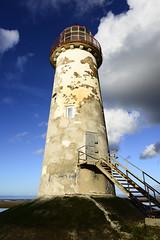 Point Of Ayr Lighthouse, Talacre, North Wales 17/02/2018 (Gary S. Crutchley) Tags: north wales cymru talacre point of ayr uk great britain england united kingdom lighthouse sea ocean seascape coast coastal seaside seafront marine