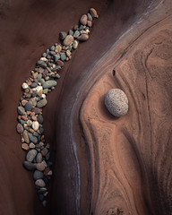 Odd One Out (Greg Whitton Photography) Tags: cumbria england lakedistrict landscape sony spring a7rii abstract detail coast rock st bees