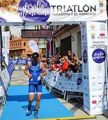 David Huertas Campeón Aragón Triatlón Clasificatorio Tarazona 22