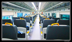 train from jakarta airport to the city (harrypwt) Tags: harrypwt jakarta indonesia city canons95 s95 interesting composition