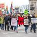 Anti-War Rally Chicago Illinois 4-21-18  0977