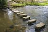 Stepping Stones (Kingsley_Allison) Tags: steppingstones river rivercrossings water stream stones nikon northyorkshire nikond7200 yorkshire egtonbridge