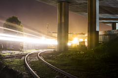 switch (eb78) Tags: ca california longexposure nightphotography npy eastbay oakland railroad train amtrak ue urbex urbanexploration westoakland explore