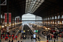 Gare du Nord - City Tour - Paris Dec 2017 (Dis da fi we) Tags: streets montmartre sacrécœur paris france