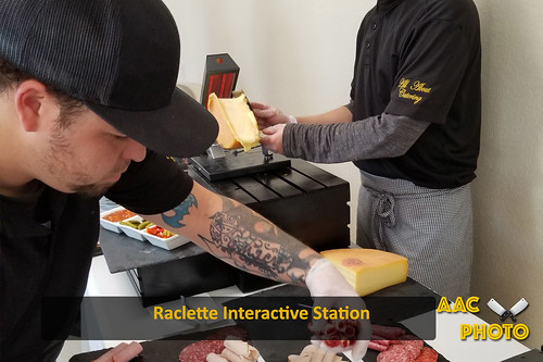 """Raclette Interactive Station • <a style=""""font-size:0.8em;"""" href=""""http://www.flickr.com/photos/159796538@N03/28004815738/"""" target=""""_blank"""">View on Flickr</a>"""