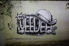 The Vee Dee (dogslobber) Tags: thailand thai south east asia asian bangkok gritty urban grit pai graffiti street art