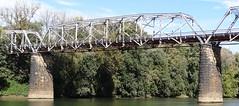 Aetnaville Bridge Wheeling, WV11 (Seth Gaines) Tags: westvirginia wheeling bridge abandoned