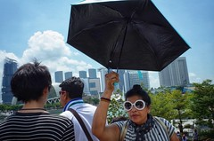 Umbrella Time ☂️ (-Faisal Aljunied - !!) Tags: shades streetphotography umbrella gr ricoh faisalaljunied