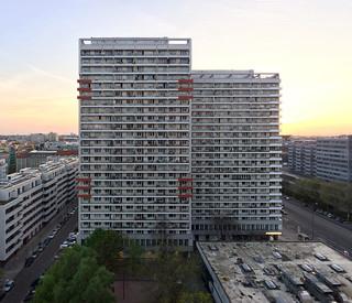 Wohnhochhaus Leipziger Straße