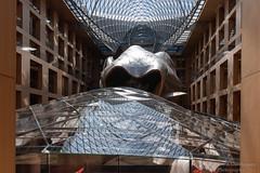 Skulptur (Frank Guschmann) Tags: dzbank pariserplatz skulptur frankguschmann nikond500 d500 nikon