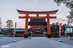 Torii (Juan C. Sánchez Photography) Tags: torii japan japon kioto kyoto gate gates japanese bow luck entrance sanctuaries sacred space place landscape paisaje travel traveler trees asia allnaturesparadise nature sony sonya6500 streetphotography sonyalpha a6500