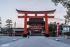 Torii (Juan C. Sánchez Photography) Tags: torii japan japon kioto kyoto gate gates japanese bow luck entrance sanctuaries sacred space place landscape paisaje travel traveler trees asia allnaturesparadise nature sony sonya6500 streetphotography sonyalpha a6500