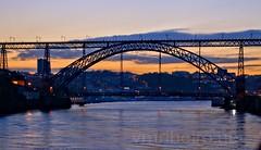 Ponte Luís I (vmribeiro.net) Tags: geo:lat=4114182085 geo:lon=860278845 geotagged lapa porto portugal prt ponte bridge luis douro river rio sony a350