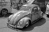 Patina'd beetle (Ronald_H) Tags: 2nd european barndoor gathering efke 25 diafine aircooled vw black white expired beetle bug film 2018 volkswagen nikon f65