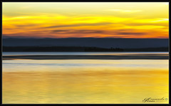 Golden St Georges Basin (itsallgoodamanda) Tags: amandarainphotography australia australiassouthcoast autumn autumn2018 shoalhaven seascape sea seaside stgeorgesbasin sunset seascapephotography sky sanctuarypoint sunsetphotography jervisbayphotography jervisbay ocean itsallgoodamanda photography photoborder peaceful prettysunset abstractsunset digitaleffects minimalism minimal goldensunset coastallandscape coastal clouds colourfullandscape coastline coast calmocean colourfulsunset landscape landscapephotography landscapecoast lateafternoon blursunset abstractseascape australianphotography oceansunset