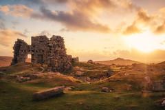 Foggintor Sunset (Rich Walker75) Tags: foggintor quarry dartmoor devon sunset landscape landscapes landscapephotography landmark ruins ancient historic sky cloud sun canon england efs1585mmisusm eos eos80d