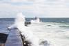Farol de Azurara, Vila do Conde (csoteloc) Tags: faro mar vila do conde farol azurara portugal canon eos 750d