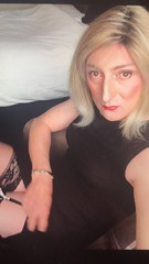 Cheeky stockings top tease, in a hotel room ?? Whatever next ........ (emma_jay_park) Tags: boytogirl boy2girl emmajay emmajaypark lbd mtf xdressing xdress xdresser crossdress crossdressing crossdresser transsexual transformation trannies tranny tgirl tgurl transvesite trans tv cd