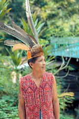 _62A5820 (gaujourfrancoise) Tags: malaysia malaya malaisie gaujour nangasumpavillage portraits iban ethnic ibantribe tribuiban traditionalcostume costumestraditionnels fête party sarawak bornéo borneo