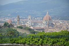 Piazzale Michelangelo (carlogalletti) Tags: firenze piazzale michelangelo miniato toscana italia mille anni