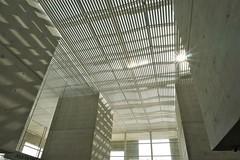 shoa (sketchy g) Tags: museum architecture architettura ebrei luce sole sun light white volumes jews shoa