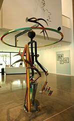 """Plumb Bob,"" Sculpture by Robert Hudson (ali eminov) Tags: paloalto california universities stanforduniversity museums andersoncollection artists sculptors sculptures plumbbob roberthudson"