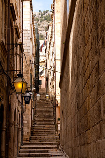 Stairs for streets #1